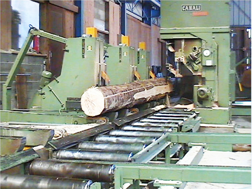 The sawmill: technical support and equipment of SEMABAT